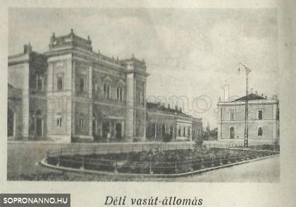 Déli vasút-állomás