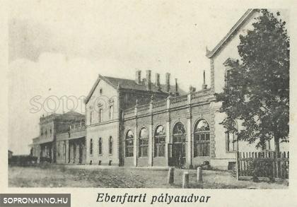 Ebenfurti pályaudvar