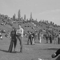 A Bécsi-dombon 1975-ben