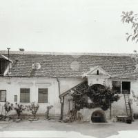 A Gesztenyés körút 9-es számú ház az 1950-es években