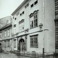 A Greiner-ház 1960 körül