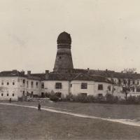 A régi szélmalom az első világháború után