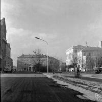 A Széchenyi tér 1969-ben