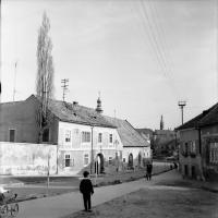 A Szélmalom utca 1970-ben