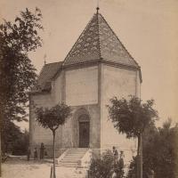 A Szent Jakab-kápolna a 19. század végén