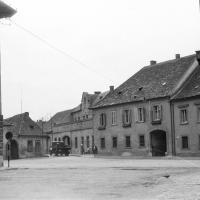 A színház környéke 1965-ben