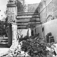 Az egykori Városi Mozi bontás után