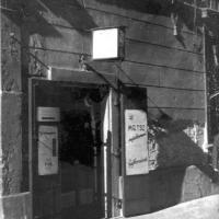 A Haladás Mgtsz. italkimérése 1970 körül