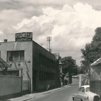 Az ÉPGÉP épülete egykor