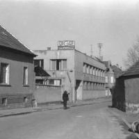 Az István bíró utca az ÉPGÉP-pel 1974. november 26-án