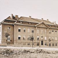 A Teológus Otthon a József Attila utcában