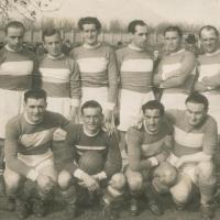 Az SVSE csapata 1948. október 24-én