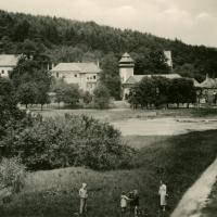 Brennbergi látkép