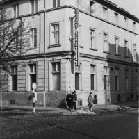 A Deák étterem az 1970-es évek elején