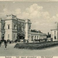 Az egykori Déli pályaudvar