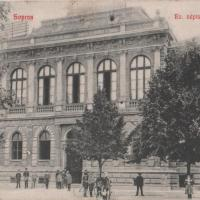 Evangélikus népiskola a Színház utcában