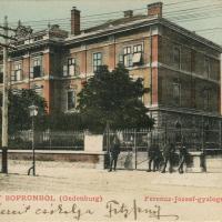 A Ferenc József gyalogsági laktanya