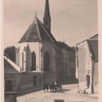 """""""Irgalmas nővérek temploma a Bécsi úton"""""""