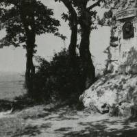 Király-emlék a Bécsi-dombon