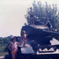 KRESZ-park - 1985
