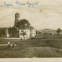Kuruc-dombi részlet 1922-ből