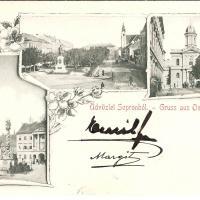 Mozaiklap az 1900-as évek elejéről