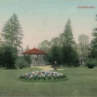 Részlet az Erzsébet-parkból