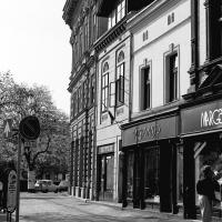 Várkerületi üzletek 1991 májusában
