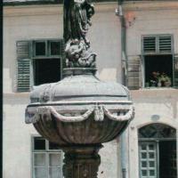 A Mária-kút és a Lábasház