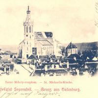 A Szent Mihály-templom és környéke