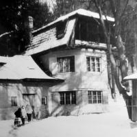 A Tepper-tanya Molnár Tibor felvételén 1981. december 27-én