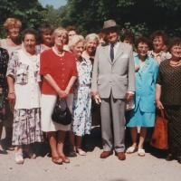 1996. Találkozás Szabó Kálmán tanár úrral