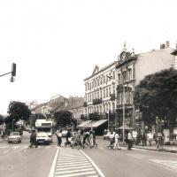 A Várkerület egy részlete 1991-ben