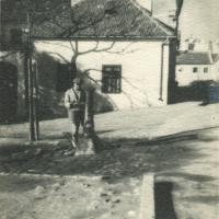 Kút a Szent Mihály utcában
