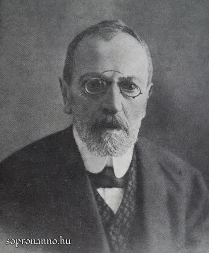 Dr. Printz Ferenc (1844-1920)