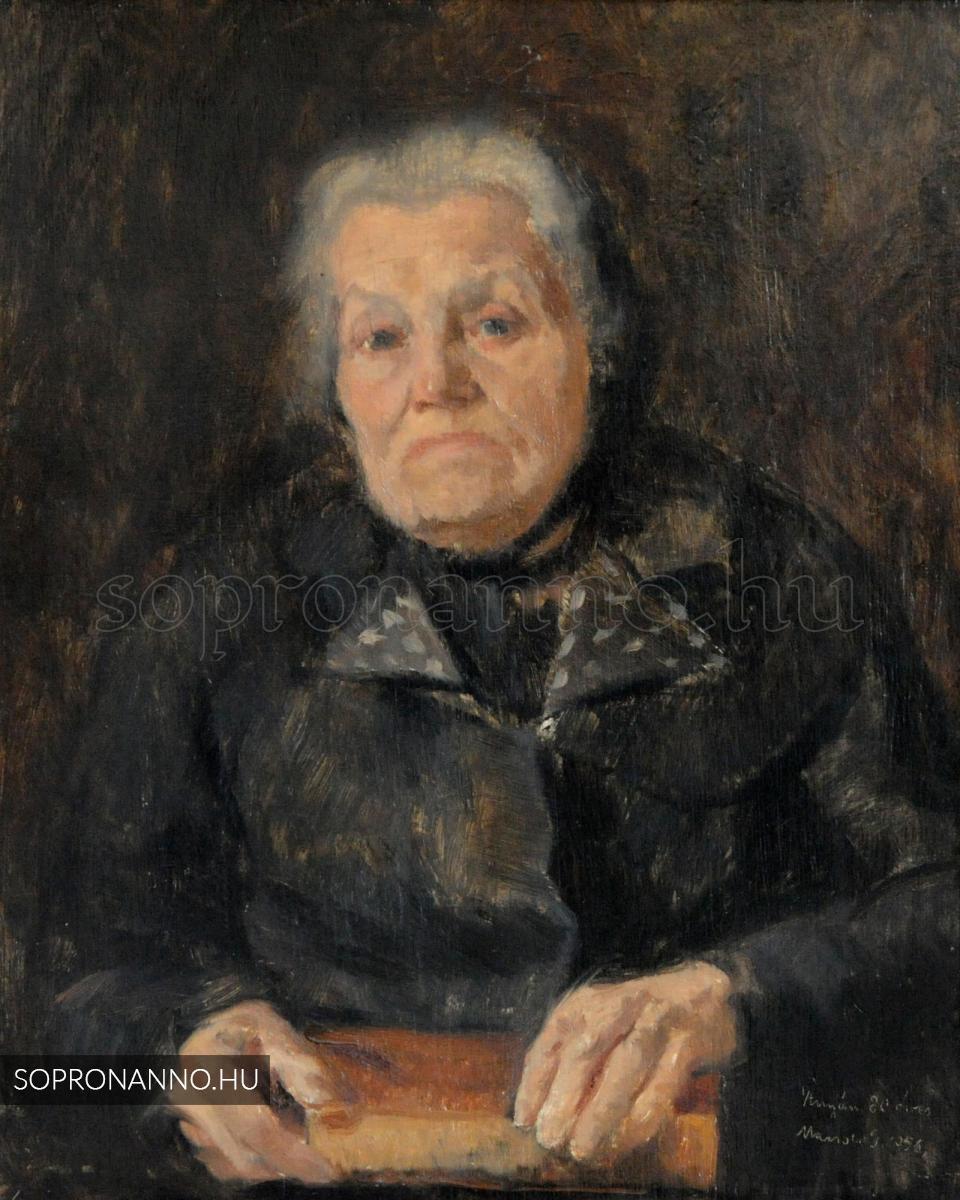 Mende Gusztáv: Anyám 80 éves