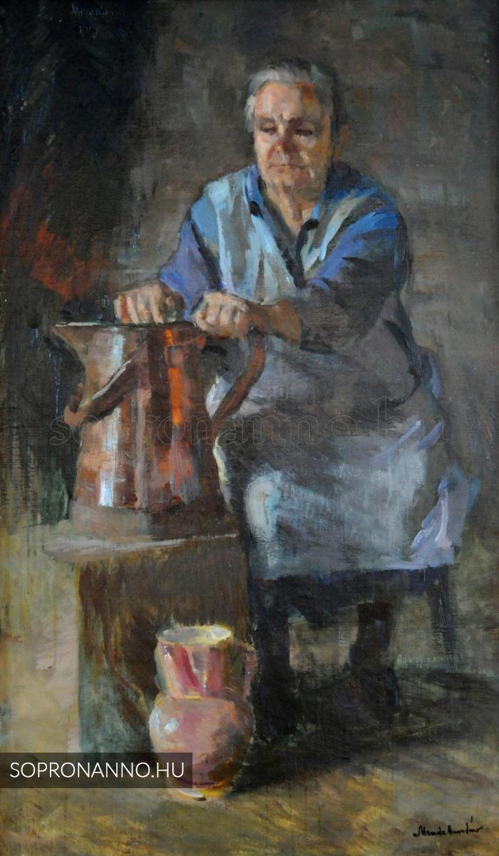 Mende Gusztáv: Schulter néni