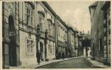 A Templom utca egykor a Bezerédj-házzal