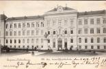Az egykori M.Kir.Honvédfőreáliskola