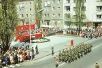 Katonai eskütétel a Deák téren